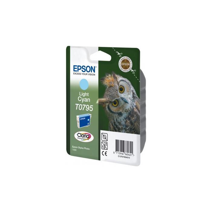 Epson T0795 Druckerpatrone lightcyan