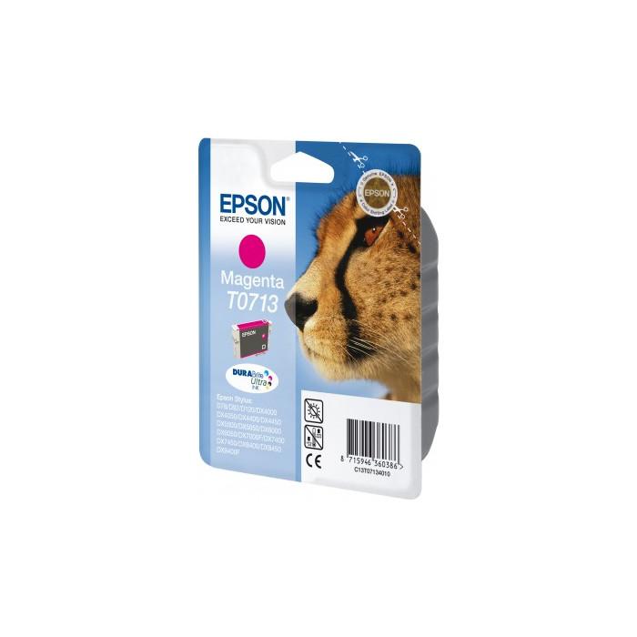 Epson T0713 Druckerpatrone magenta