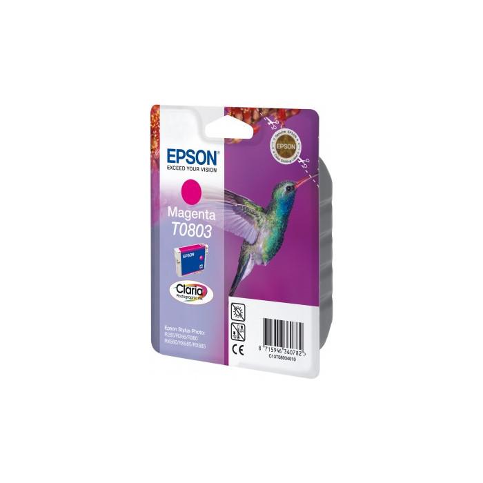 Epson T0803 Druckerpatrone magenta