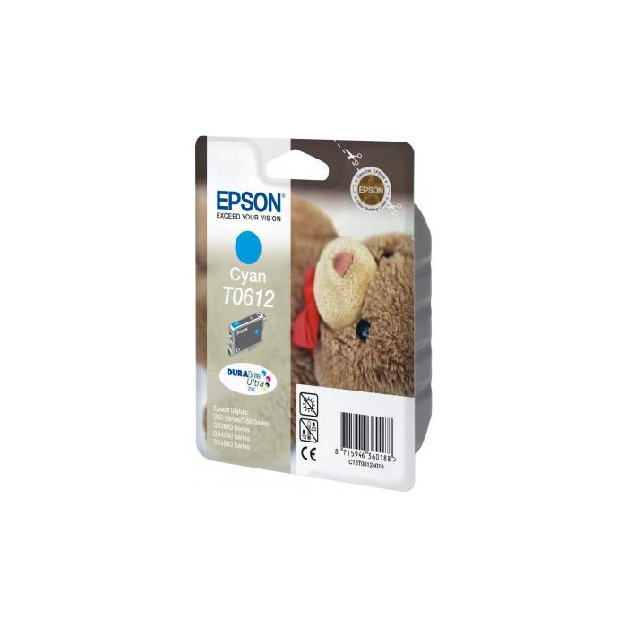 Epson T0612 Druckerpatrone cyan