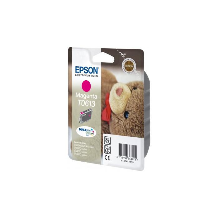 Epson T0613 Druckerpatrone magenta