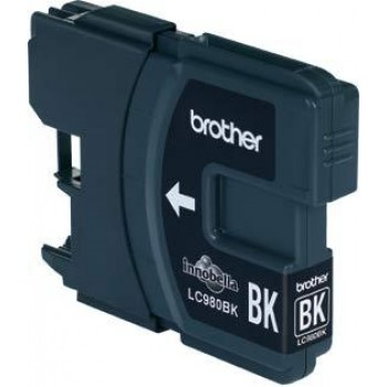 Brother LC-980BK Druckerpatrone black