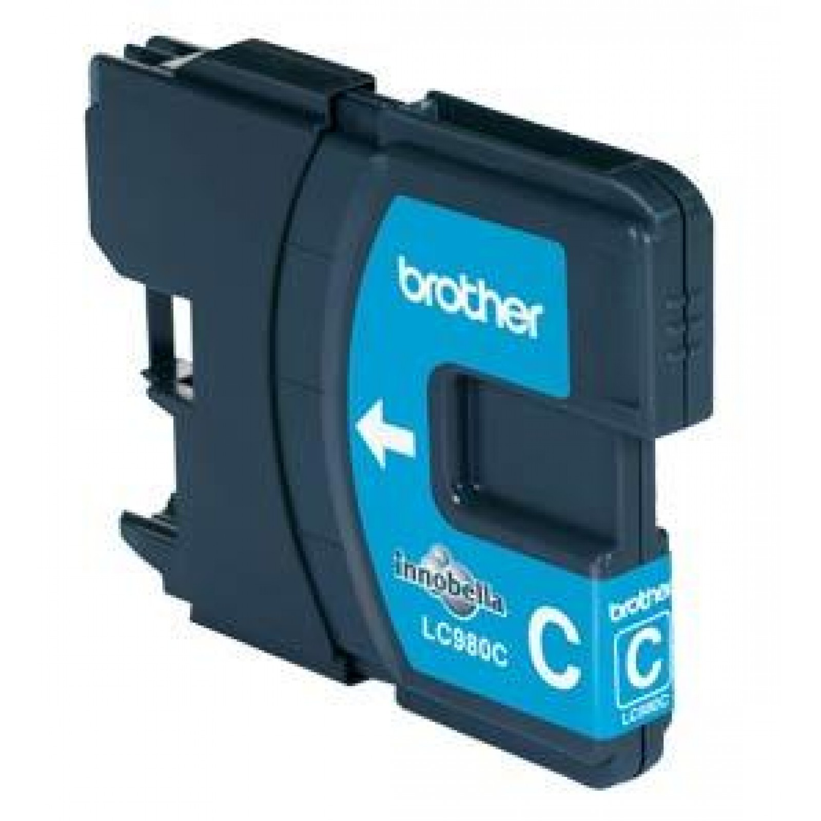 Brother LC-980C Druckerpatrone cyan