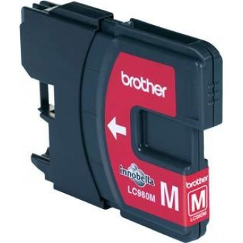 Brother LC-980M Druckerpatrone magenta