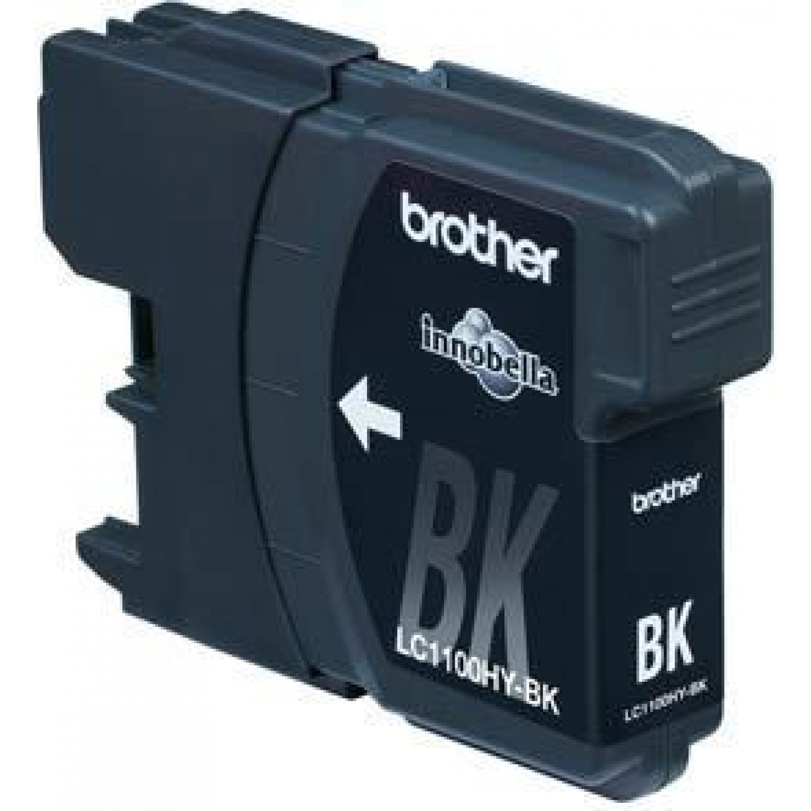 Brother LC-1100HYBK Druckerpatrone black Jumbo