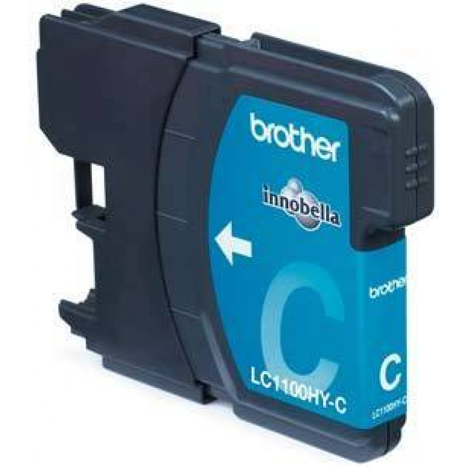 Brother LC-1100HYC Druckerpatrone cyan Jumbo