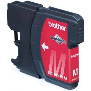 Brother LC-1100HYM Druckerpatrone magenta Jumbo