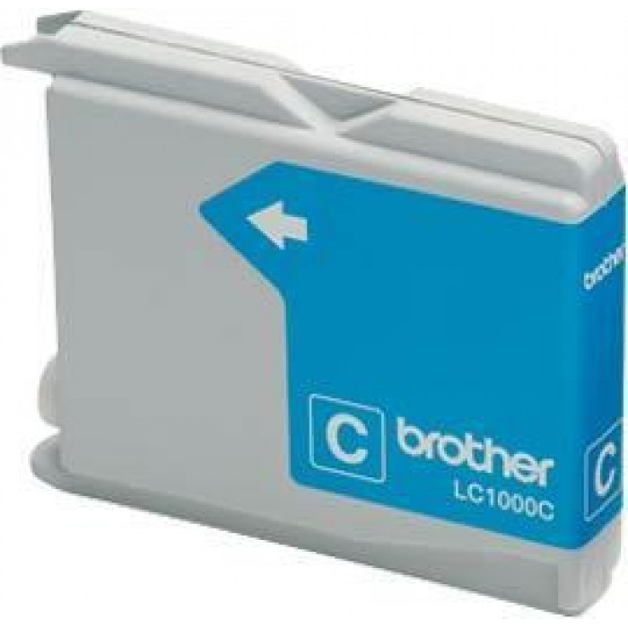 Brother LC-1000C Druckerpatrone cyan
