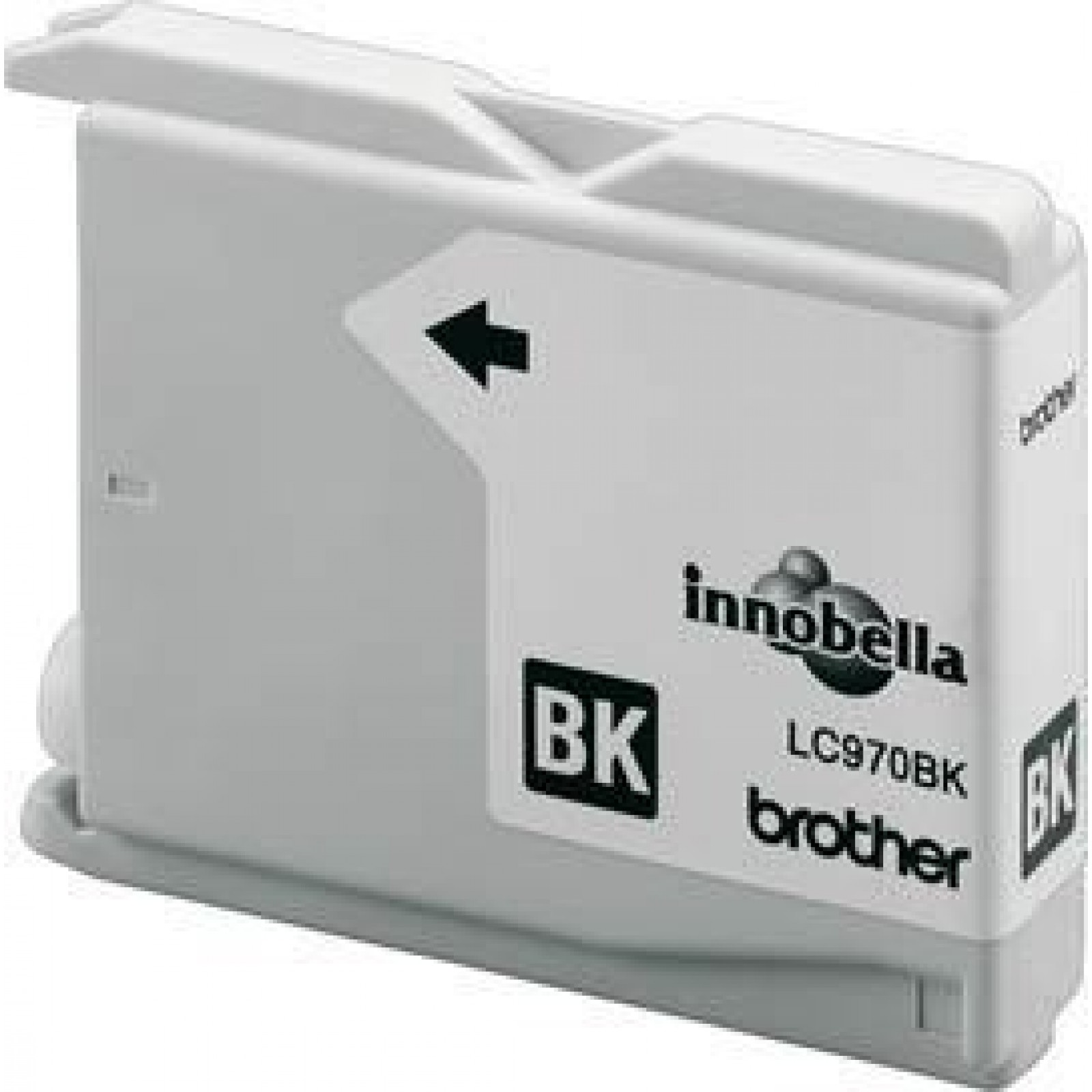 Brother LC-970BK Druckerpatrone black