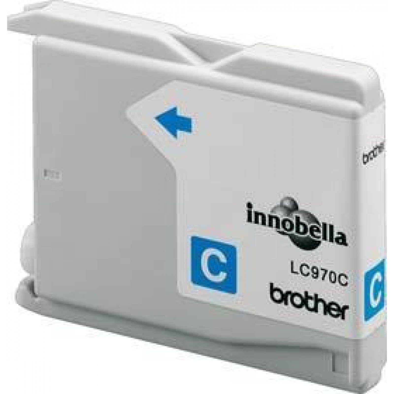 Brother LC-970C Druckerpatrone cyan