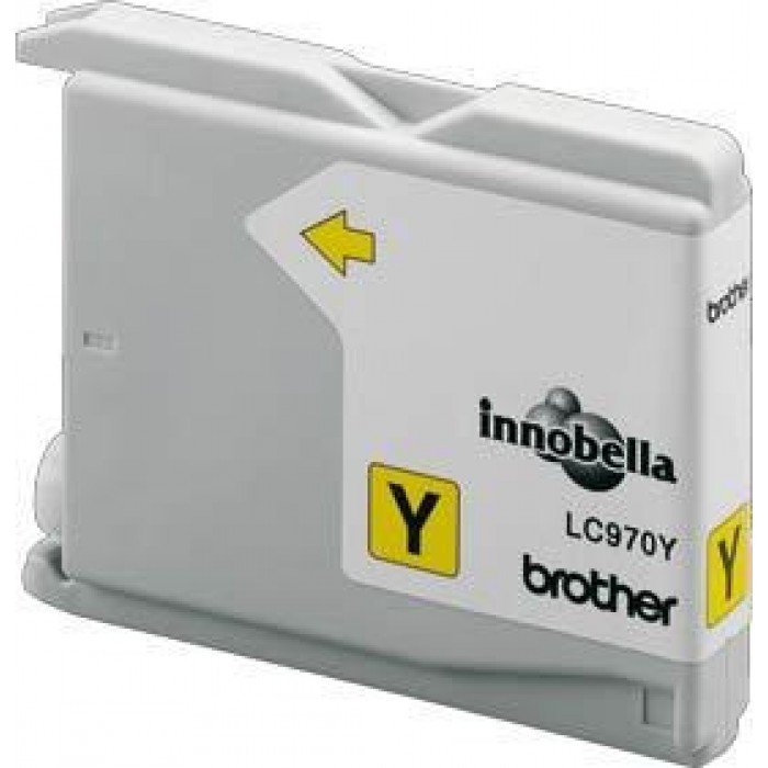 Brother LC-970Y Druckerpatrone yellow