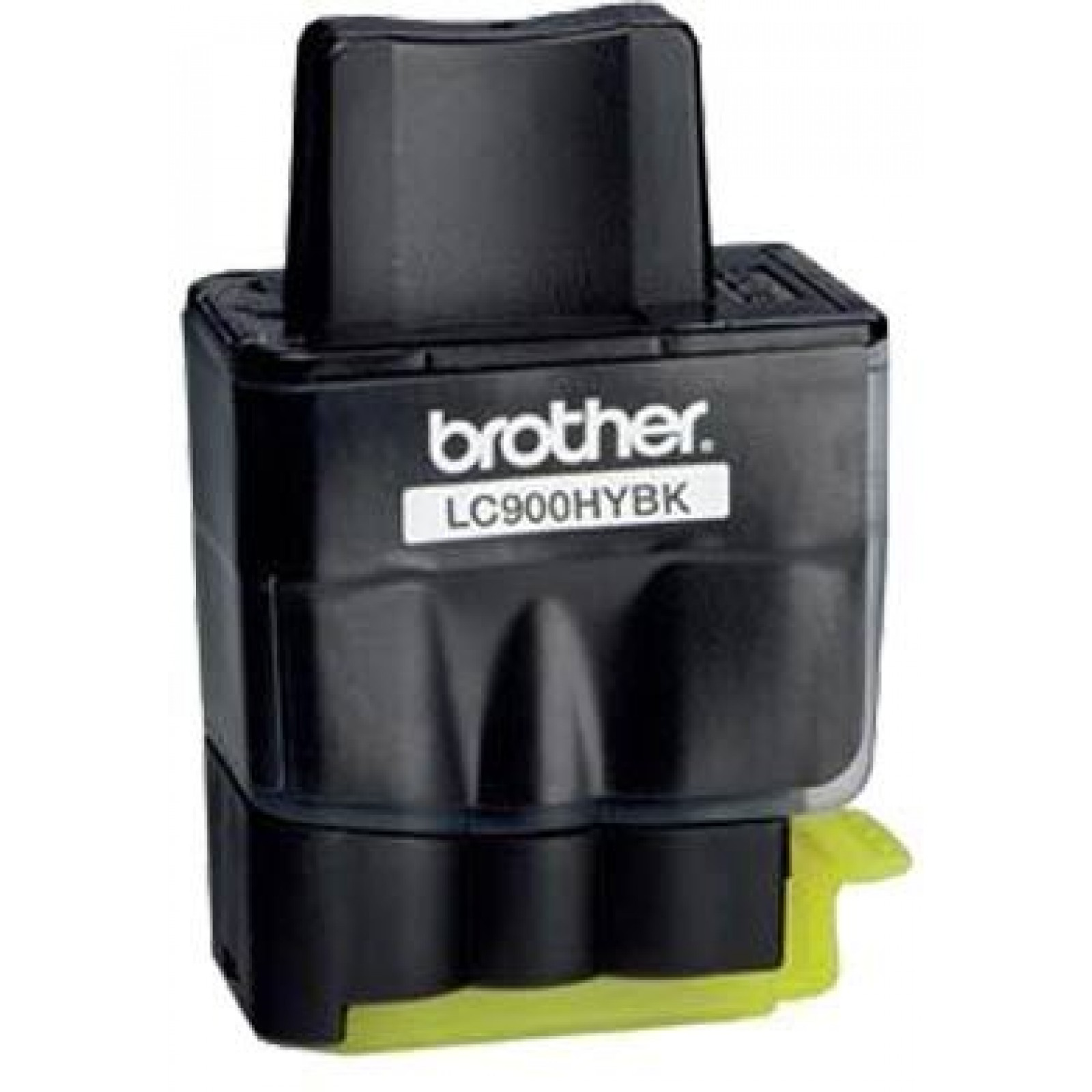 Brother LC-900HYBK Druckerpatrone black