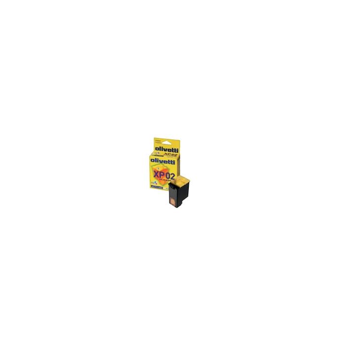 Olivetti XP-02 Druckerpatrone color B0218