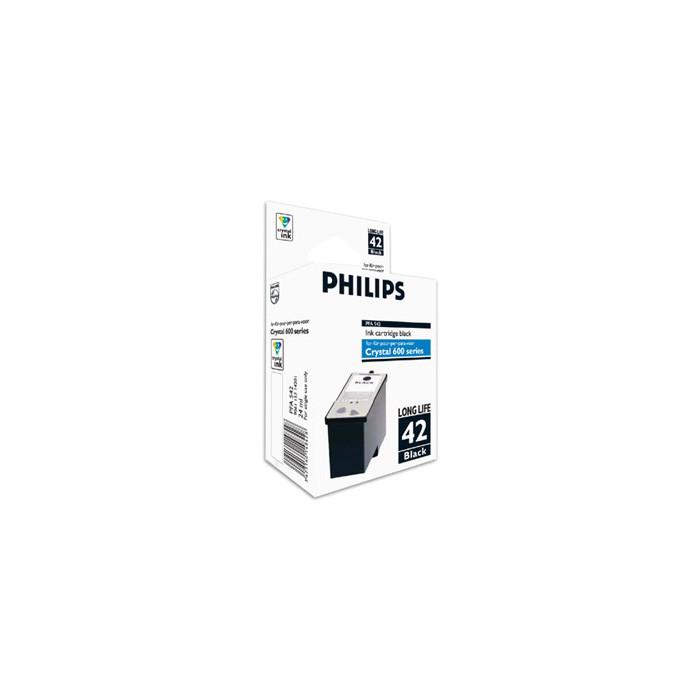 Philips 42 Druckerpatrone black PFA-542