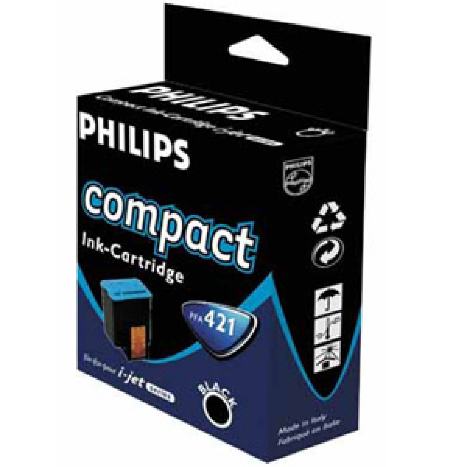 Philips PFA-421 Druckerpatrone black PFA-421