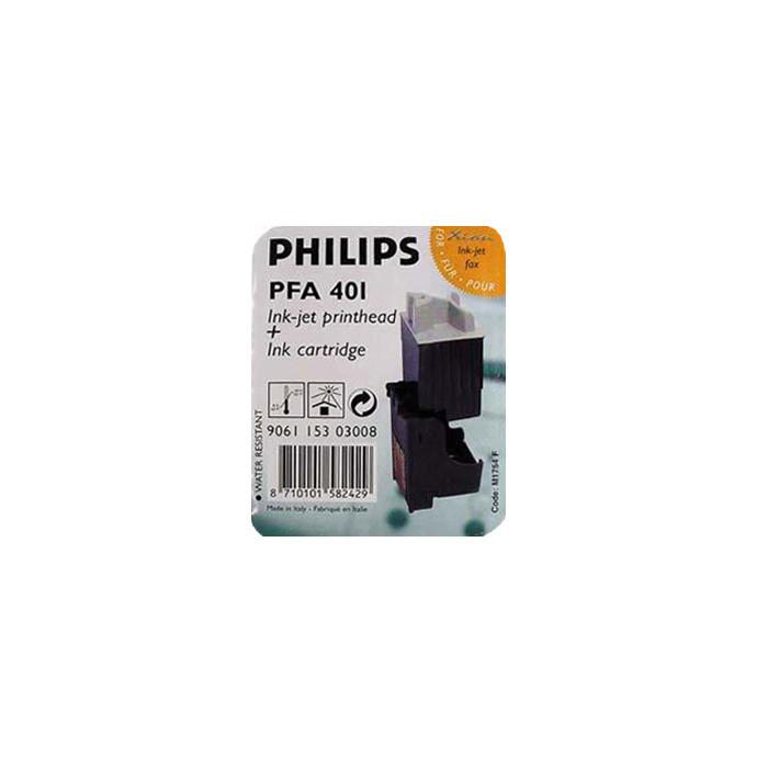 Philips PFA-401 Druckerpatrone black PFA-401 + Druckkopf