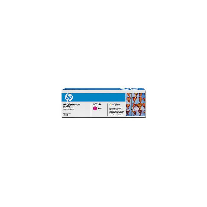 HP 304A Tonerkartusche magenta CC533A