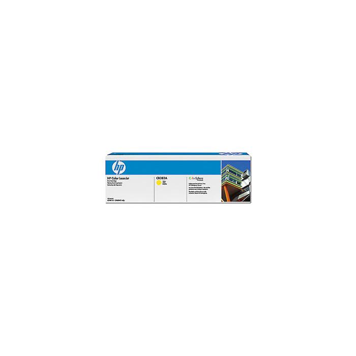 HP 824A Tonerkartusche yellow CB382A