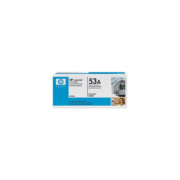 HP 53A Tonerkartusche schwarz Q7553A