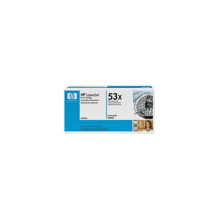 HP 53X Tonerkartusche schwarz Q7553X