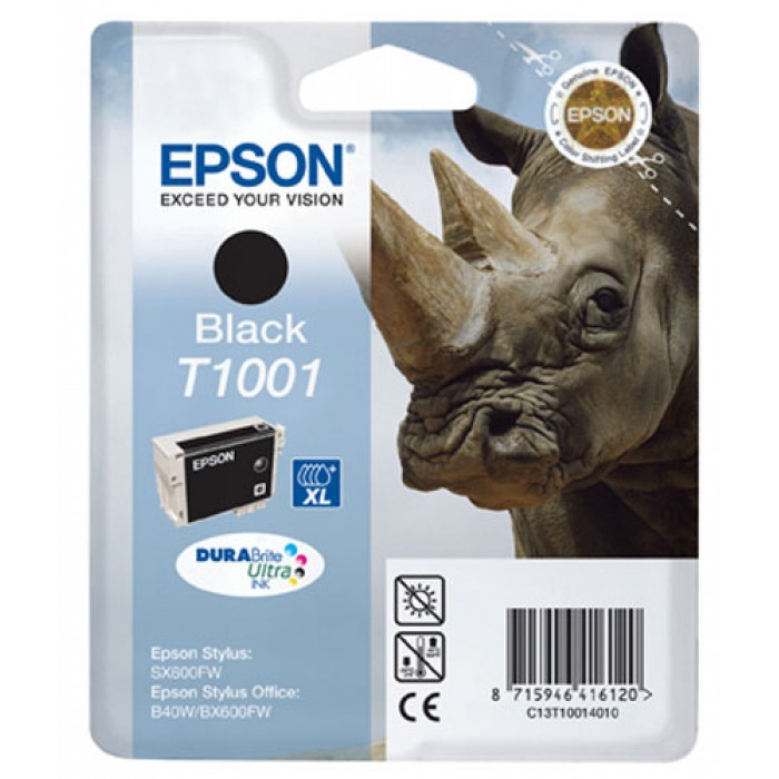 Epson T1001 Druckerpatrone black DURABrite Ultra Ink