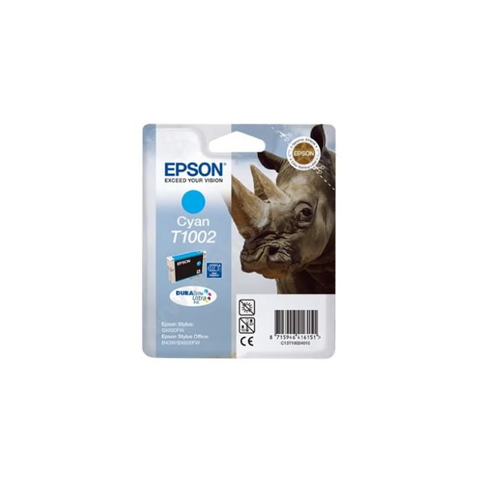 Epson T1002 Druckerpatrone cyan DURABrite Ultra Ink