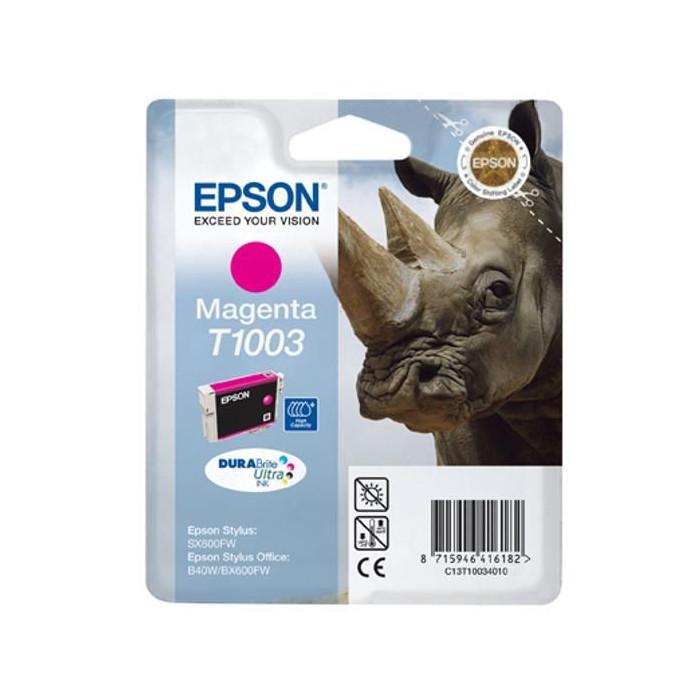 Epson T1003 Druckerpatrone magenta DURABrite Ultra Ink