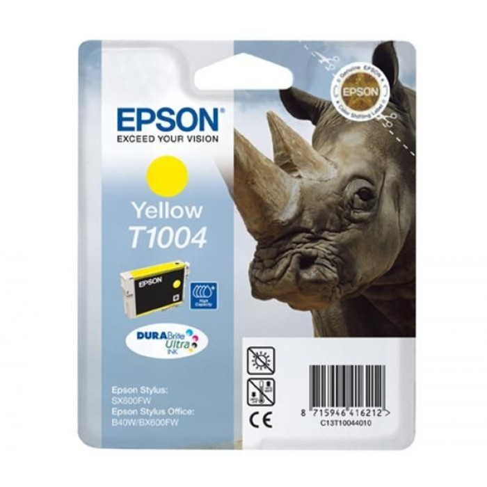Epson T1004 Druckerpatrone yellow DURABrite Ultra Ink