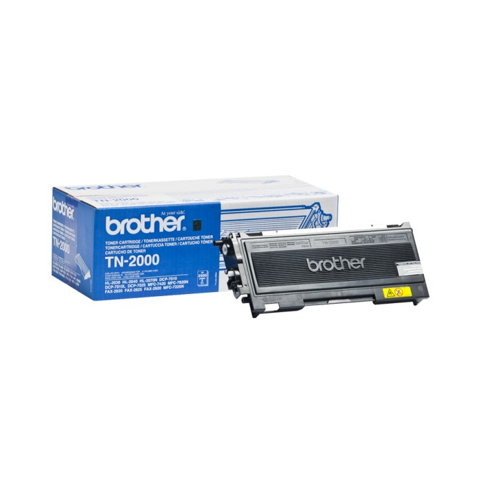 Brother TN-2000 Toner Schwarz