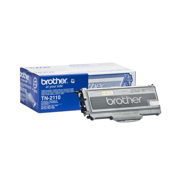 Brother TN-2110 Toner Schwarz