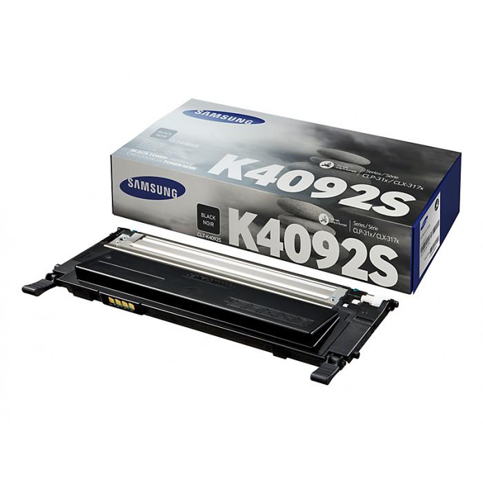 Samsung CLP-310 Tonerkartusche CLT-K4092S schwarz