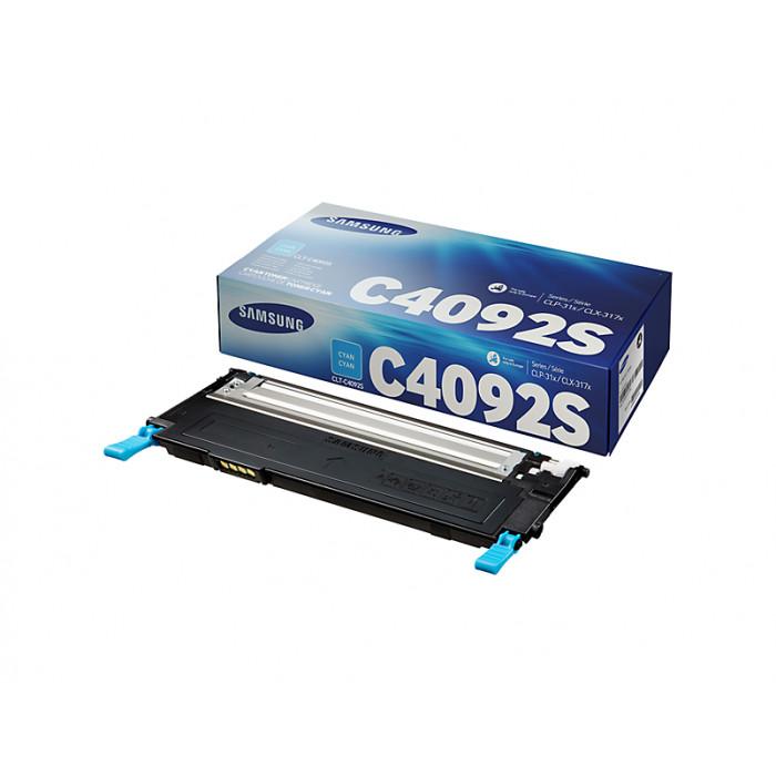 Samsung CLP-310 Tonerkartusche CLT-C4092S cyan