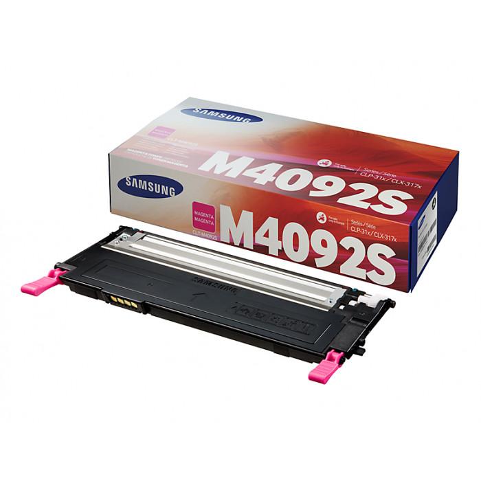 Samsung CLP-310 Tonerkartusche CLT-M4092S magenta