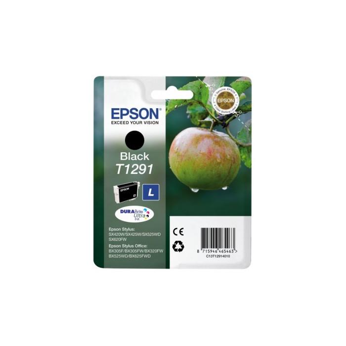 Epson T1291 DURABrite Ultra Druckerpatrone schwarz