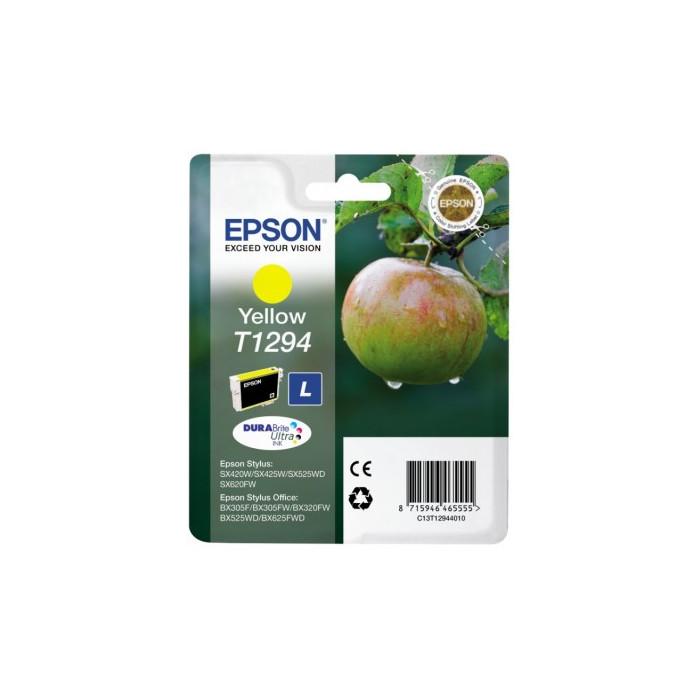 Epson T1294 DURABrite Ultra Druckerpatrone yellow