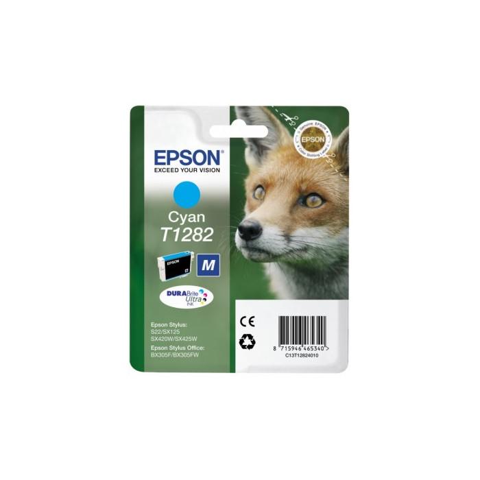 Epson T1282 DURABrite Ultra Druckerpatrone cyan