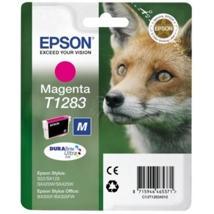 Epson T1283 DURABrite Ultra Druckerpatrone magenta