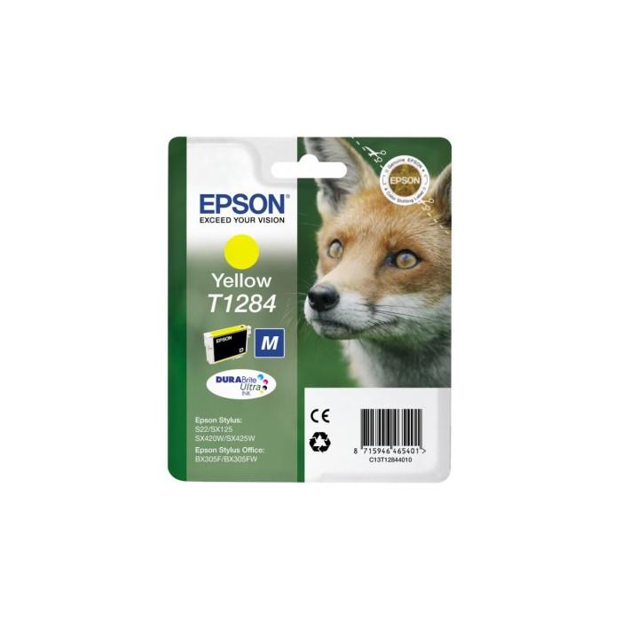 Epson T1284 DURABrite Ultra Druckerpatrone yellow