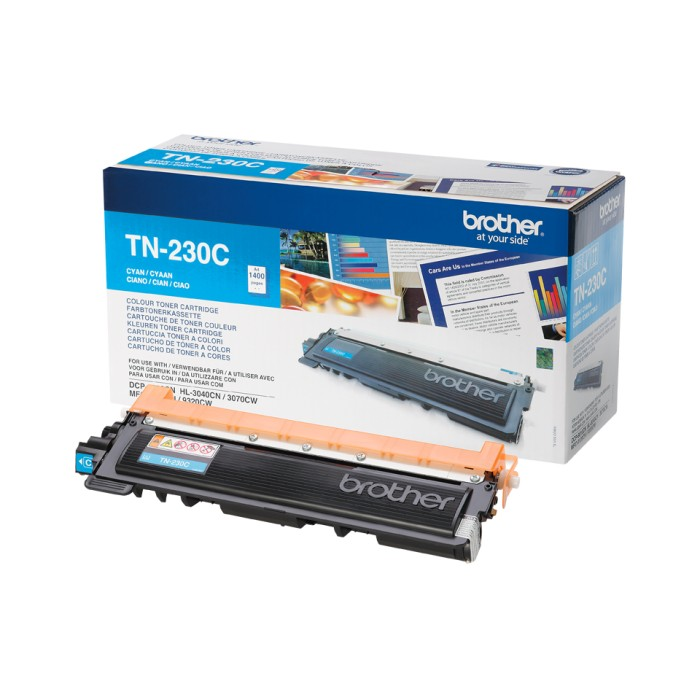 Brother TN-230C Toner Cyan