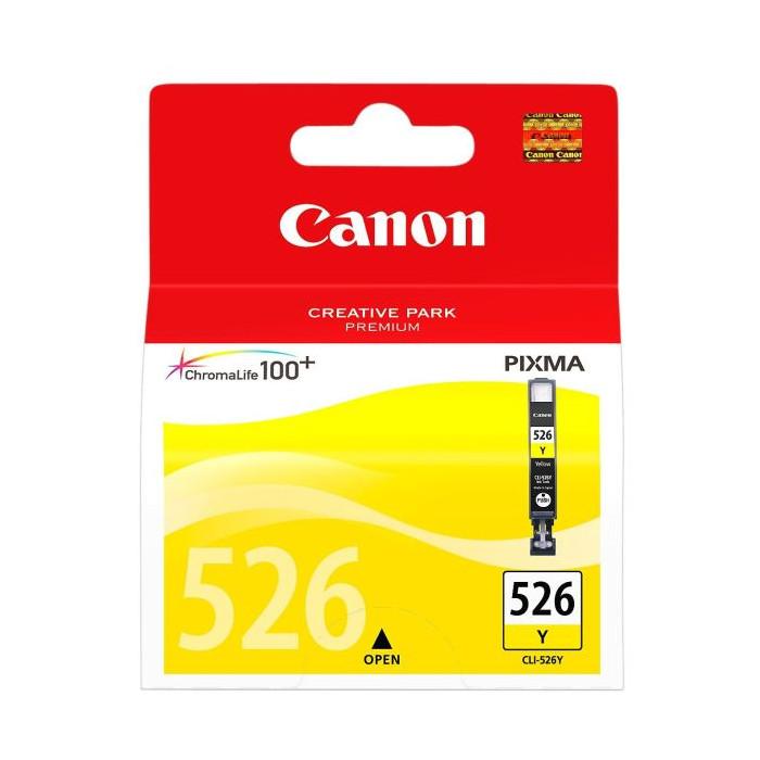 Canon CLI-526Y Druckerpatrone yellow