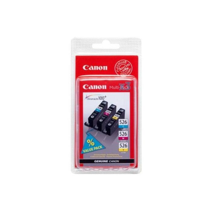 Canon CLI-526 Multipack 3er Set
