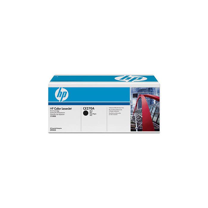HP 650A Tonerkartusche schwarz CE270A
