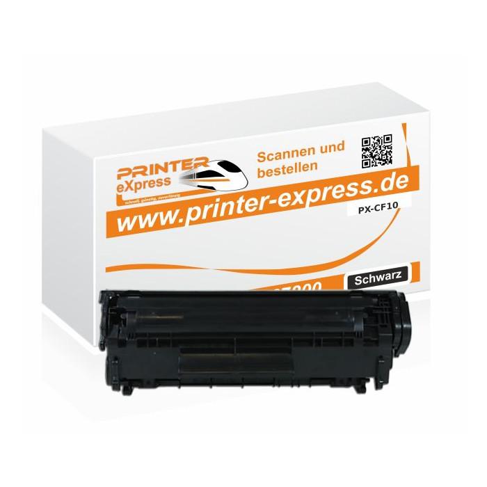 Alternativ Canon Toner FX-10, 0263B002 schwarz