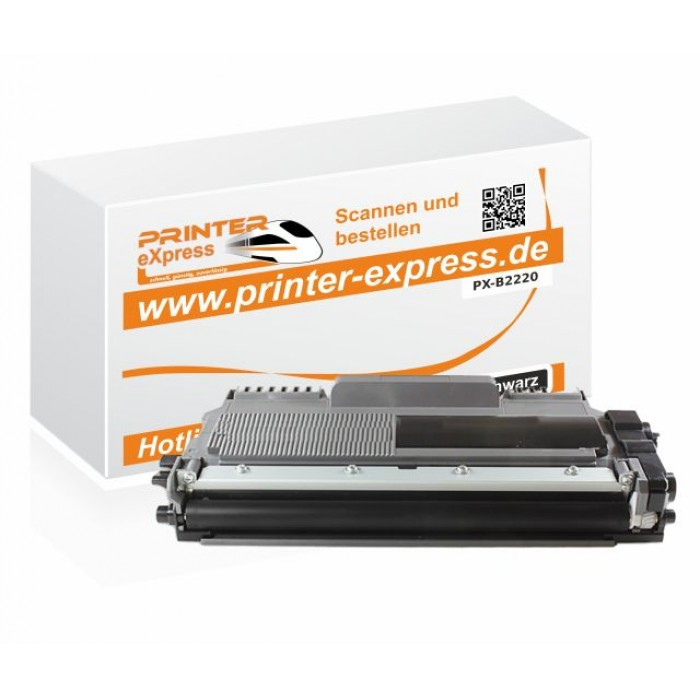 Toner alternativ zu Brother TN-2220 für Brother Drucker...