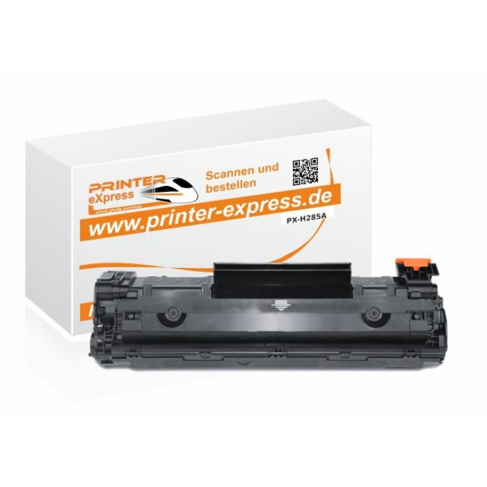 Alternativ HP Toner CE285A, 85A schwarz