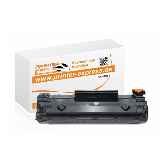 Toner alternativ zu HP CE285A , 85A für HP Drucker Schwarz