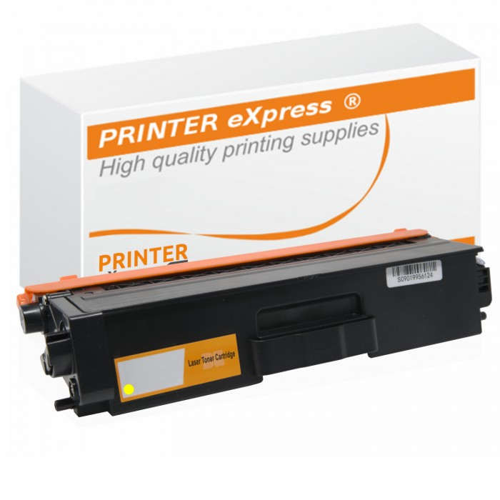 Alternativ Brother Toner TN-320Y, TN-325Y gelb