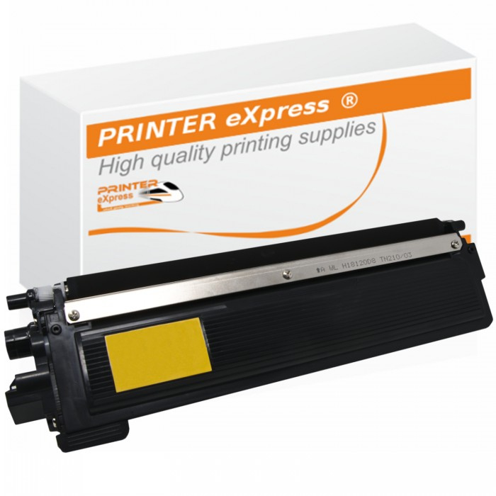 Toner alternativ zu Brother TN-230BK für Brother Drucker...