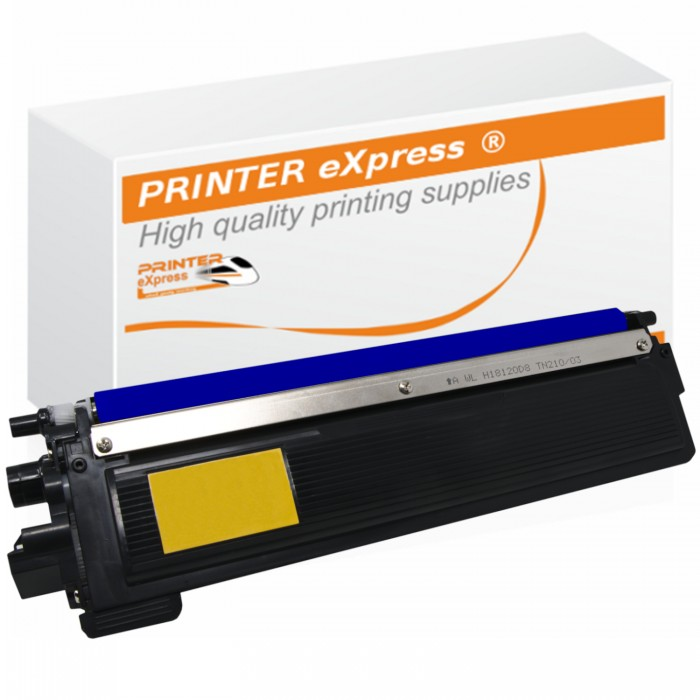Toner alternativ zu Brother TN-230C für Brother Drucker Cyan