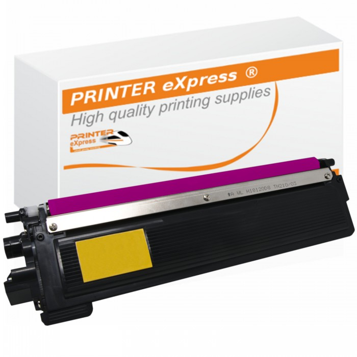 Toner alternativ zu Brother TN-230M für Brother Drucker...
